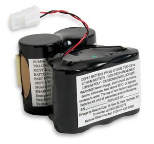 DEFT-1 Battery pack